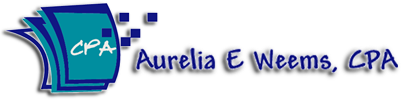 Aurelia E Weems, CPA