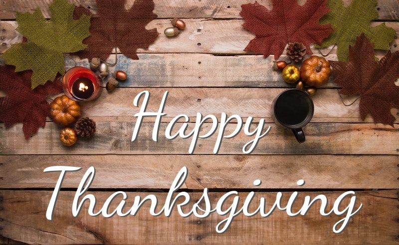 Happy Thanksgiving 2019 from Aurelia E Weems, CPA to your family