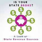 Is Your State Broke? Aurelia Weems Analyzes State Tax Revenue Sources
