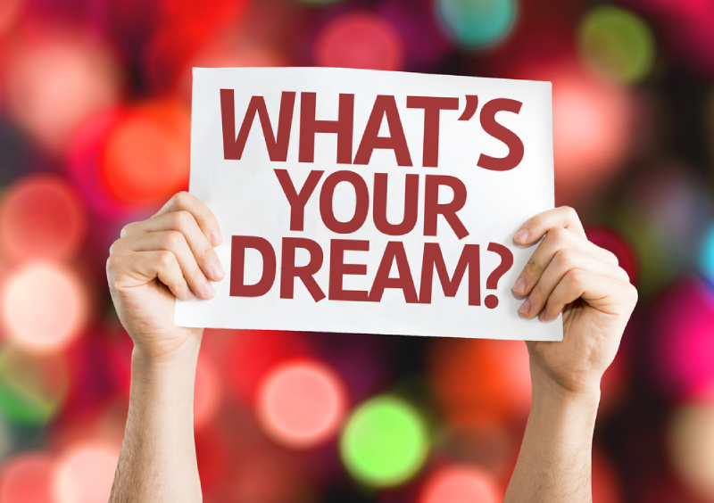 Time To Dream With Your Friendly The Woodlands Tax Professional