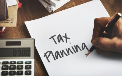 Aurelia Weems' Seven End of Year Tax Planning Strategies