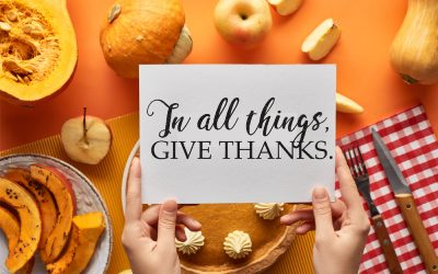 Cultivating Gratitude for Thanksgiving 2020 in The Woodlands