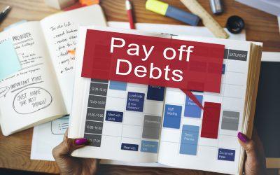 Paying Off Debt by Aurelia Weems